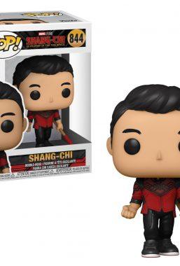 Copertina di Shang-Chi Shang-Chi Pose Funko Pop 844