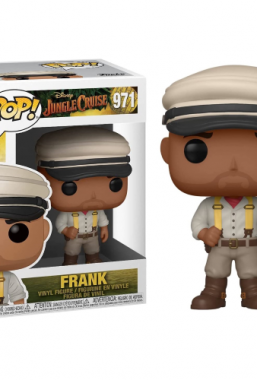Copertina di Jungle Cruise Frank Funko Pop 971
