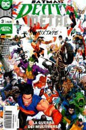 Batman – Death Metal Mixtape n.3