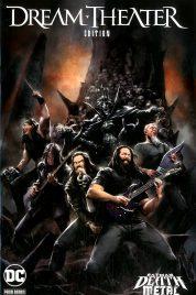 Batman – Death Metal n.6 – Variant Band