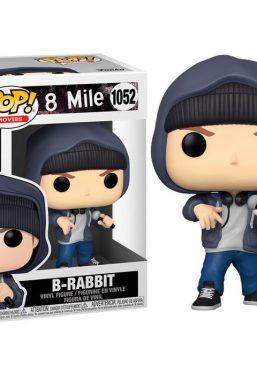 Copertina di 8 mile Eminem B-Rabbit Funko Pop 1052