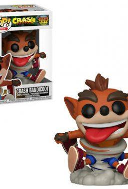 Copertina di Crash Bandicoot S3 Crash Funko Pop 532
