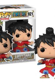 One Piece Luffy in Kimono Funko Pop 921