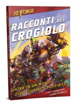 Copertina di I Racconti Del Crogiolo