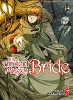 The Ancient Magus Bride n.14