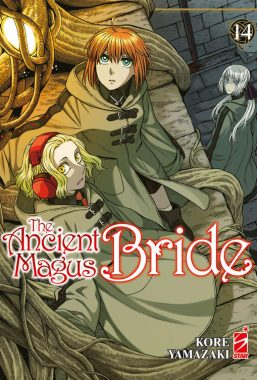 Copertina di The Ancient Magus Bride n.14