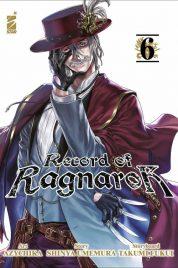 Record Of Ragnarok n.6