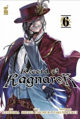 Copertina di Record Of Ragnarok n.6