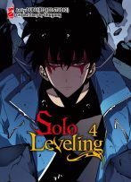 Solo Leveling n.4