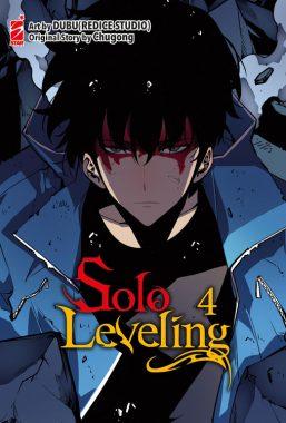 Copertina di Solo Leveling n.4