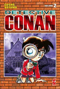 Copertina di Detective Conan New Edition n.2