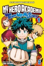 My Hero Academia Team Up Mission n.1