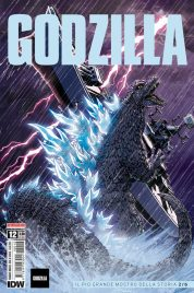 Godzilla n.12