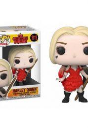 The Suicide Squad Harley Damaged Funko Pop 1111