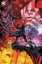 Batman – Death Metal n.7 Variant Metal