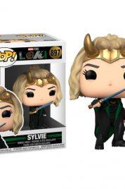 Marvel Loki Sylvie Funko Pop 897