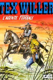 Tex Willer n.18 – L'Agente Federale