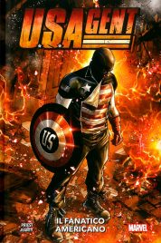 Marvel Collection – U.S.Agent: Il Fanatico Americano