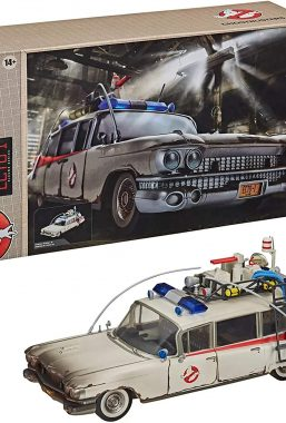 Copertina di Ghostbusters Vehicle Ecto-1