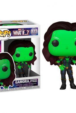 Copertina di What if…? Gamora Daughter of Thanos Funko Pop 873