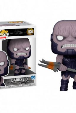 Copertina di Zack Snyder's JL Darkseid Funko Pop 1126