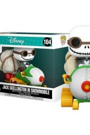 Nbx Jack W/Googles & Snowmobile Funko Pop 104