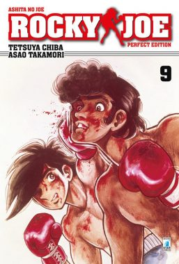 Copertina di Rocky Joe Perfect Edition n.9 (di 13)