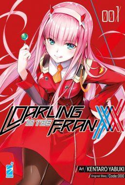 Copertina di Darling in the franxx n.1