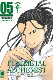 Fullmetal Alchemist Deluxe Edition n.5
