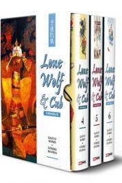 Lone Wolf & Cub Omnibus Cofanetto 2
