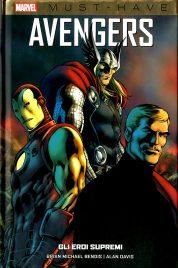 Marvel Must Have – Avengers: Gli Eroi Supremi