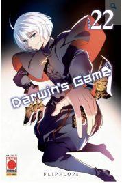 Darwin's Game n.22