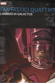 Grandi Tesori Marvel – Fantastici Quattro: L'arrivo Di Galactus