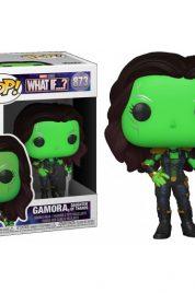 What If…? Gamora Daughter of Thanos Funko Pop 873