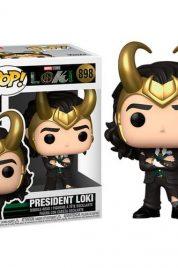Loki President Loki Funko Pop 898