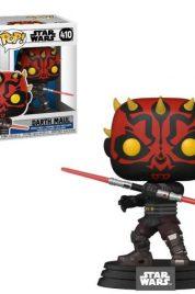 Star Wars Clone Wars Darth Maul Funko Pop 410